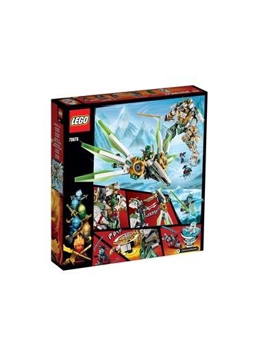 Lego LEGO Ninjago Lloydun Titan Robotu Renkli